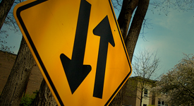 Why the Two-way Street? - Marketing in a Social Media World