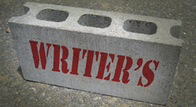 Tips for Escaping Writer's Block