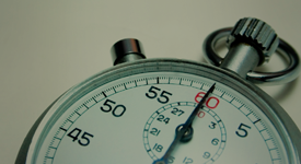 Hitting Your Stride: Four Keys to Timing Your Blog